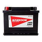 Аккумулятор автомобильный HANKOOK SMF 6CT 62Ah, пусковой ток 540А [+|–] (MF56220), фото 3