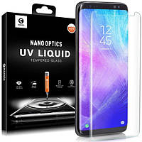 Защитное стекло Mocolo 5D Nano Optics UV Liquid для Samsung Galaxy S9 (G960) Clear (0.33 мм)