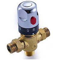 Смеситель с термостатической головкой для автоматической регулировки температуры воды в кране