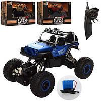 Машина Джип на радиоуправлении детская игрушка(Краулер Crawler) 3 цвета арт. 03053