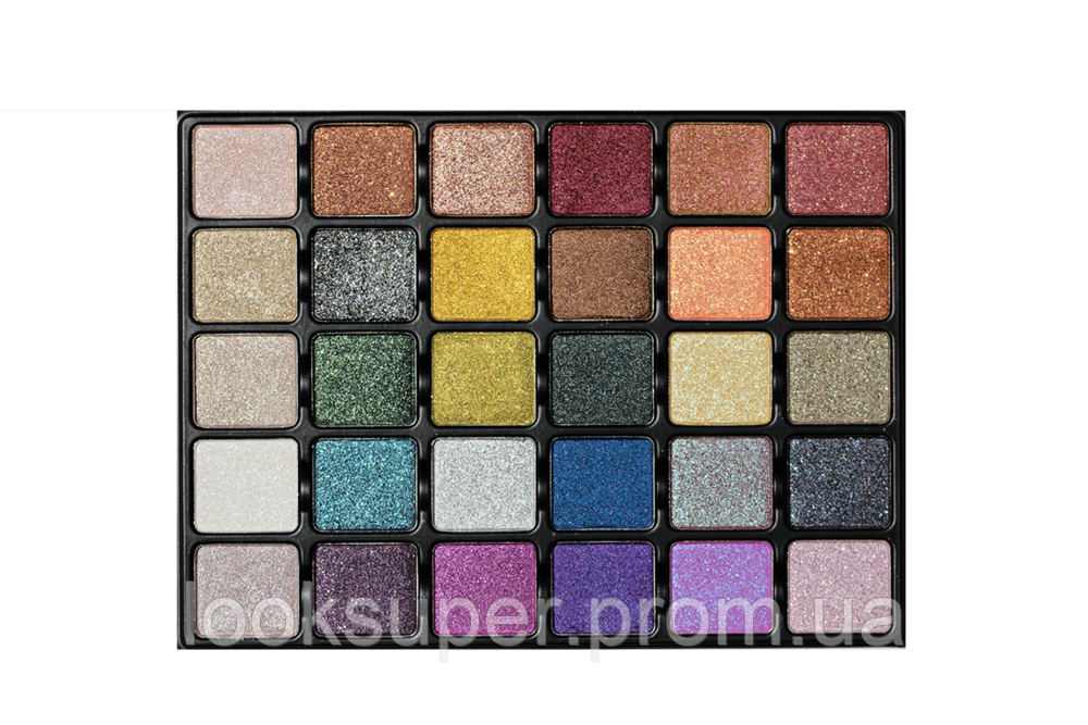 Палитра теней VISEART Grande Pro Volume 2 eyeshadow palette