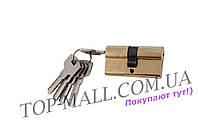 Цилиндр лазерный FZB - 60 мм (30/30) к/к CP (латунь)