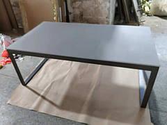 Стол журнальный BRIGHTON R (120*65*45см) мокко