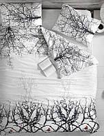 Комплект постельного белья Altinbasak Pio Евро, ранфорс
