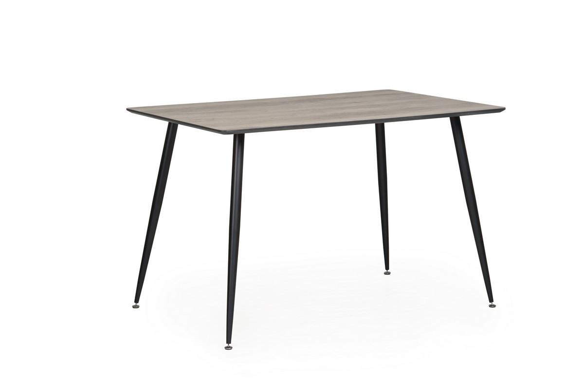 Стол обеденный ТМ-45 сивый