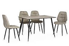 Стол обеденный ТМ-45 сивый, фото 3