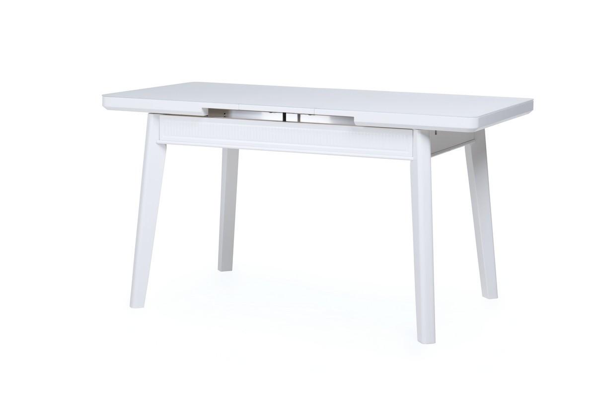 Стол обеденный ТМ-73 белый