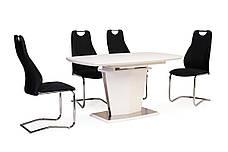 Стол обеденный TML-700 матовый белый, фото 3