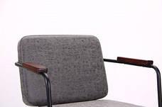 Кресло Oasis черный / бетон, фото 3