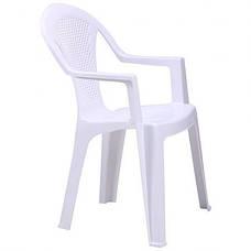 Стул Ischia пластик белый 01, фото 2