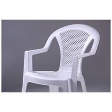 Стул Ischia пластик белый 01, фото 3