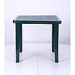 Стол Nettuno 80х80 пластик зеленый 15, фото 4