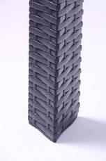 Стол Saturno 80х80 пластик под ротанг антрацит, фото 3