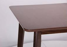 Стол обеденный раздвижной Виндзор орех светлый, фото 2
