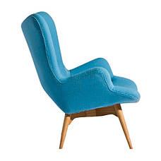 Кресло Флорино голубой, фото 2