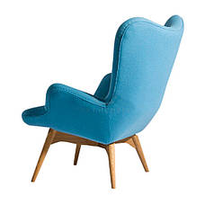 Кресло Флорино голубой, фото 3