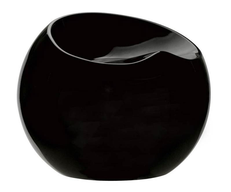 Пуфик Рензо, цвет черный