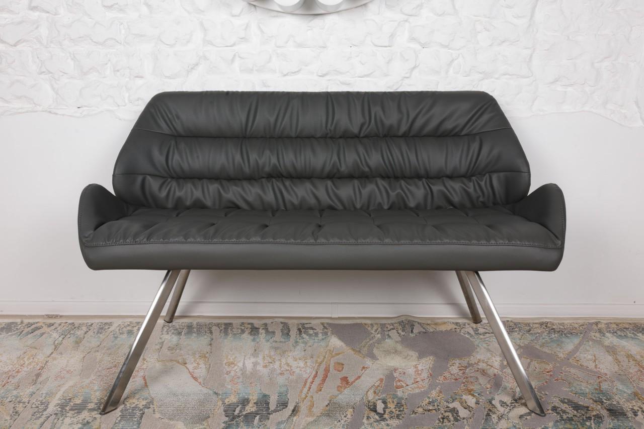 Кресло - банкетка TENERIFE (1350*600*890) темно-серый