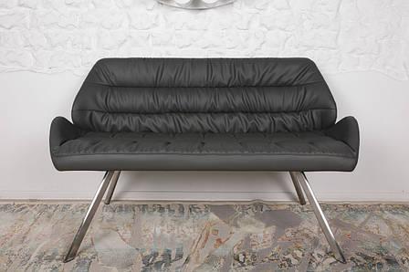 Кресло - банкетка TENERIFE (1350*600*890) темно-серый, фото 2