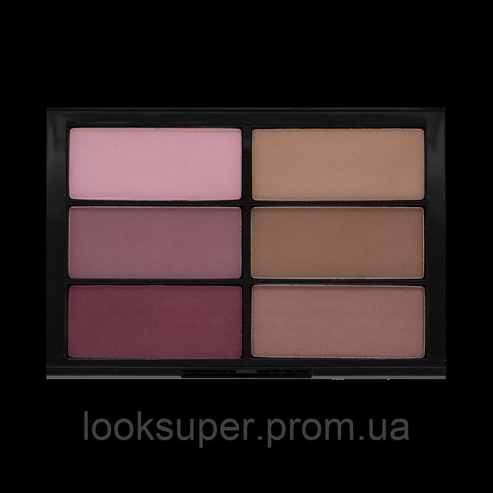 Палитра румян  VISEART 01 Blush Palette Palette Plum/Bronze