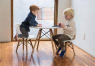 Детский стул Тауэр Вaby, белый, фото 2