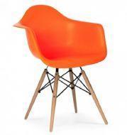 Кресло Тауэр Вуд оранжевый