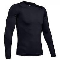 Термобелье Under Armour Rush Compression T Shirt Black - Оригинал