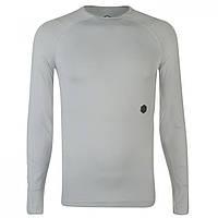 Термобелье Under Armour Rush Compression T Shirt Grey - Оригинал
