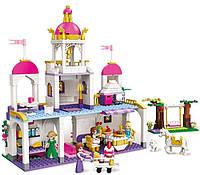 """Конструктор Brick 2610 """"Замок принцессы"""", 587 деталей"""