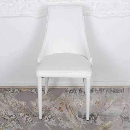 Berlin (Берлин) стул кожзам белый, фото 2