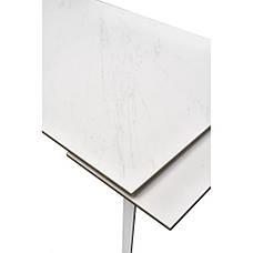 Keen Jalam White стіл прямокутний розкладний кераміка 160-240 см., фото 3