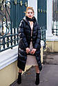 Женское зимнее пуховик - одеяло Пандора тм Nui Very - размеры 48, 52- 56, фото 3