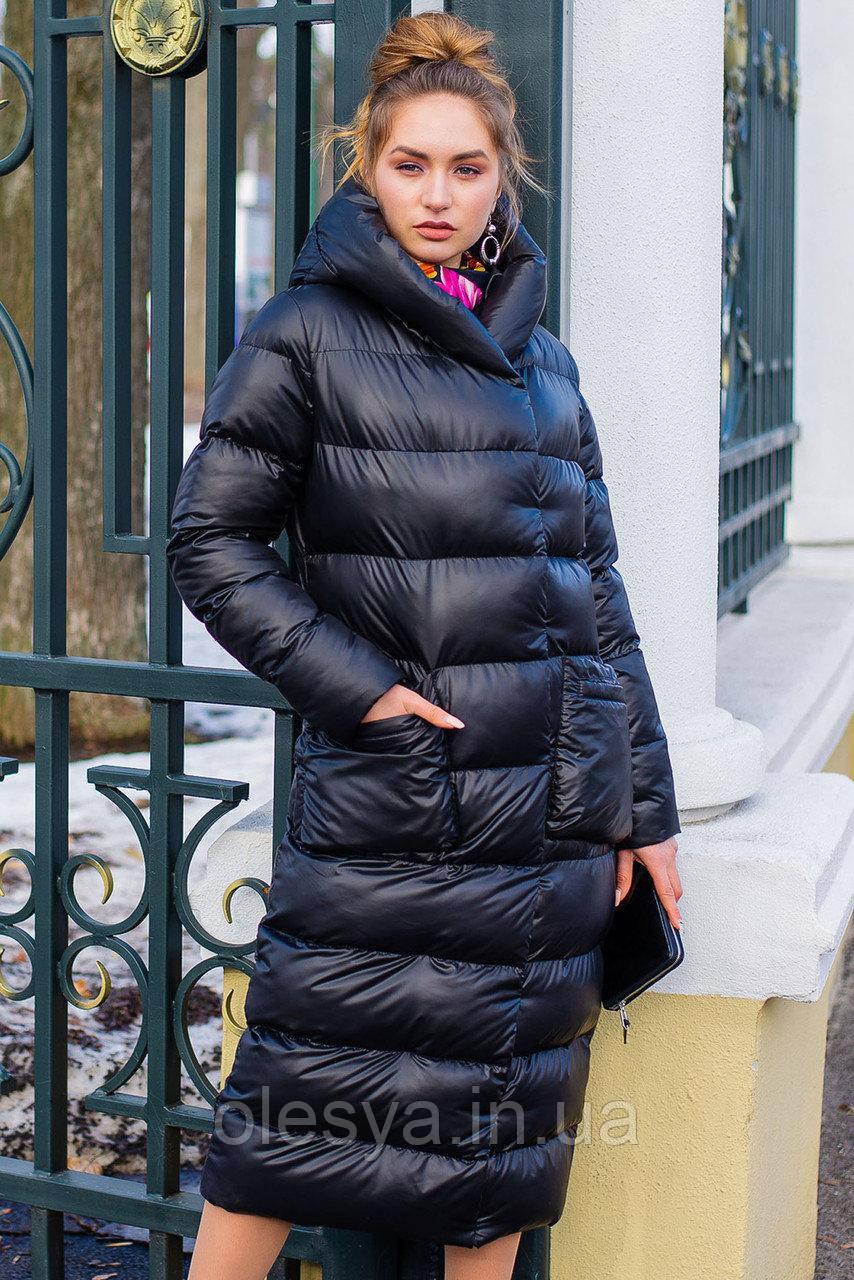 Женское зимнее пуховик - одеяло Пандора тм Nui Very - размеры 42- 54