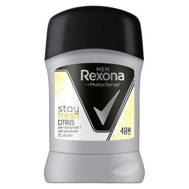 Дезодорант Rexona Цитрус стик, для мужчин, 50 мл