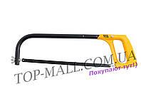 Ножовка по металлу Mastertool - 250-300 мм, металлическая ручка