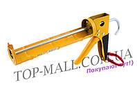 Пистолет для силикона Mastertool - усиленный 300 мм