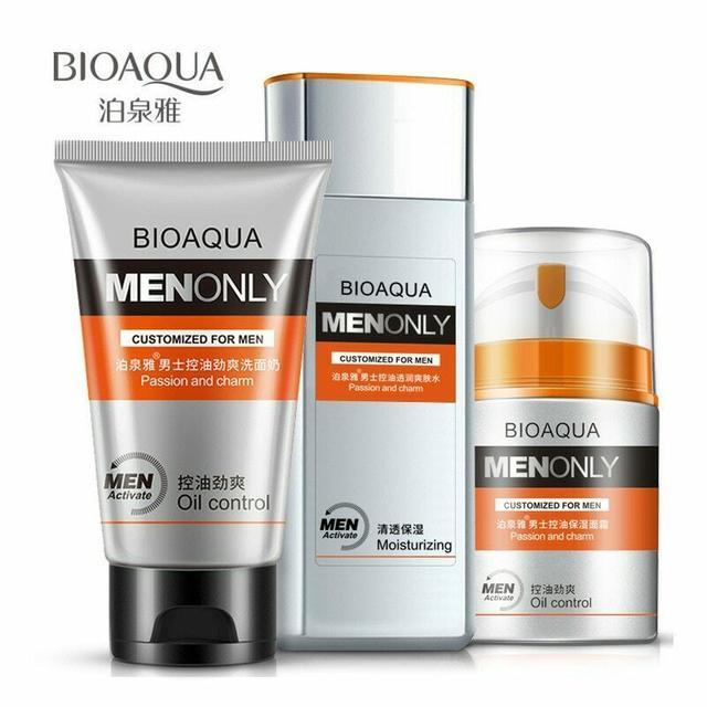 BIOAQUA Men Only Set 3 in 1