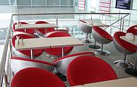Стулья барные, стулья пластиковые, стулья металлические