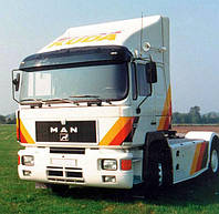 Лобовое стекло MAN F 90, Commander широкая кабина, триплекс