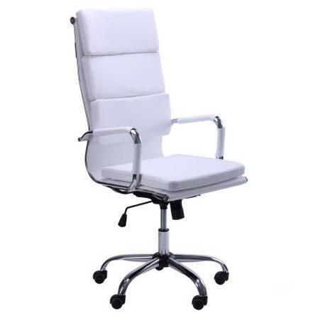 Кресло Slim FX HB (XH-630A) белый, фото 2