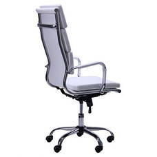 Кресло Slim FX HB (XH-630A) белый, фото 3
