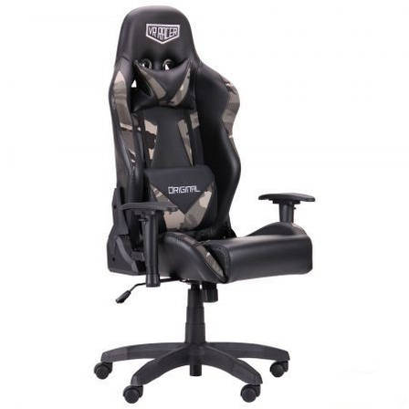 Кресло VR Racer Original Dazzle черный/камуфляж, фото 2