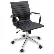 Кресло офисное Алабама MNEW черное