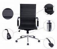 Кресло офисное Алабама MNEW черное, фото 2
