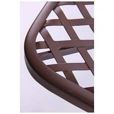 Стол Прованс hy-т051 сталь сетка pm-009 какао 8031, фото 3