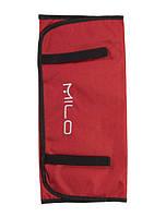 MILO Ceve crampons cover  barn red / black (CEVBRB)