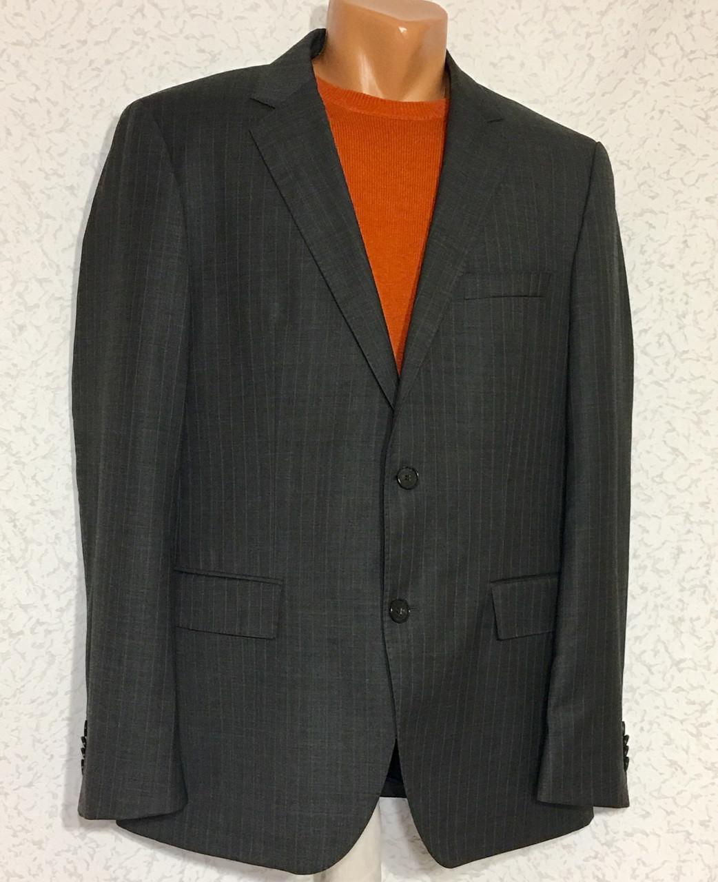 Пиджак шерстяной HUGO BOSS (48-50)