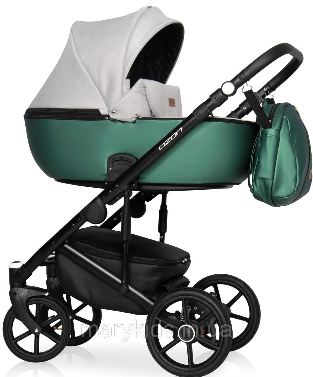 Детская универсальная коляска 2 в 1 Riko Ozon Shine 05