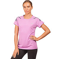 Компрессионная женская футболка с коротким рукавом Under Armour (фиолетовый)