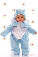Демисезонный   комбинезон человечек для новорожденных, фото 1